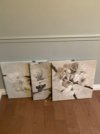 Photo canvas 3 set