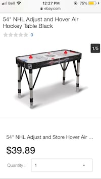 Air Hockey Table  Maple Ridge, V2X 4C2