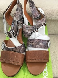 NEW with box ladies sandal size 41 Calgary, T2Y 3S3