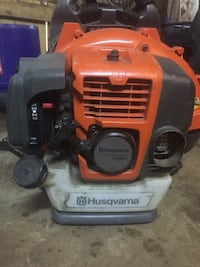 Husqvarna backpack blower Manassas