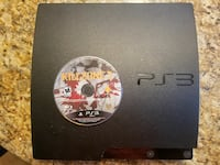 PS3 Slim Console Only 320gb