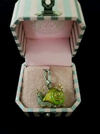 Juicy Couture Snail Charm Healdsburg, 95448