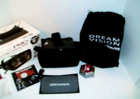 Bluetooth Controller inc! Dream Vision Pro Virtual Reality Headset