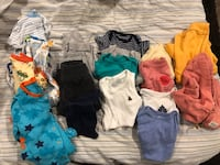 GUC 0-12 month clothing lot Mississauga, L5H 2H8
