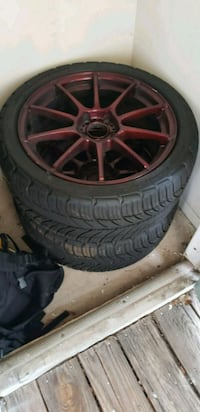 5x112 wheels and new tires Laurel, 20708