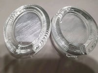 Pair of glass picture frames. Mississauga