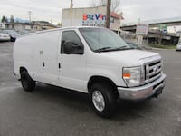 2011 FORD ECONOLINE New Westminster