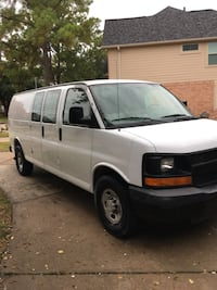 2009 Chevrolet Express Cargo Houston
