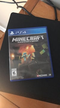 Ps4 minecraft game Whitby
