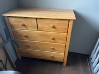 Wood dresser Burlington, L7L 6N3