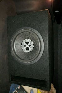 Powerbass subwoofer  Toronto, M9M 2P4