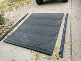 Tonneau cover for a 2013 F150 six and a half foot