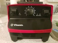 Vitamix 5200/5300 Red Blender Bethesda, 20814