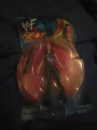 WWF Heat action figure pack Bessemer, 35020