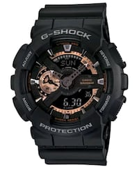 G-Shock  Men's Analog Digital Watch GA110RG-1A Philadelphia, 19134