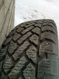 Kelly Snowtrakker winter tires Headingley, R4H 1C6
