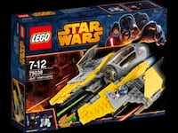 Lego Star Wars Anakins Starfighter (READ) 3165 km