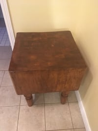 Butchers block Pincourt, J7W 4A8
