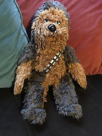 Chewbacca Plush Stuffed Animal  Washington, 20024