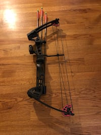 black and brown compound bow Gaithersburg, 20878