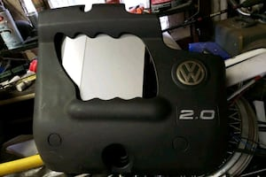 engine cover for mk4 Jetta 2.0