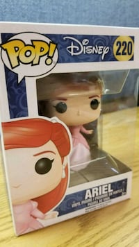 Funko Pop! Disney The Little Mermaid Ariel Norwalk, 90650