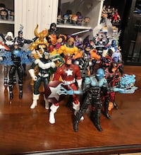Marvel Legends Lot #2 can also seperate Hamilton, L8P 1Y9