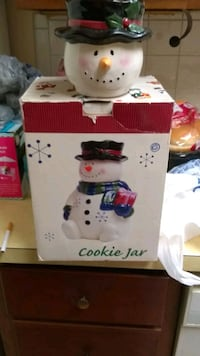 Cookie jar Erie, 16503