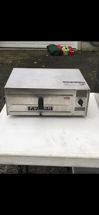 Sale.Fusion Commercial Deluxe Electric Countertop Pizza and Snack Oven Worcester, 01602
