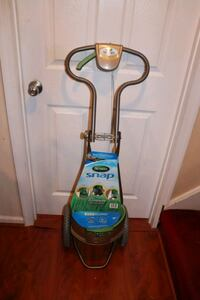 green and black Bissell upright vacuum cleaner Hyattsville, 20785