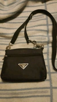 Black Prada Milano crossbody bag Edmonton, T6W 0L4