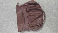women's brown leather tote bag Smiths Falls, K7A 4S6