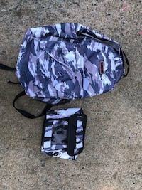 Camo backpack  Woodbridge, 22193