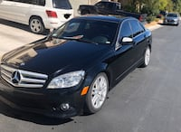 2009 Mercedes-Benz C-Class North Las Vegas
