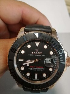 Rolex yatch master automatico AAA