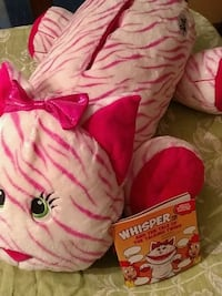 "Stuffies ""Whisper"" Kitty McLean, 22101"