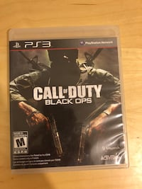 Call of duty black ops ps3 game Toronto, M6H 3Y2