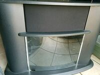 Tv stand 27 h 35 w 18 d