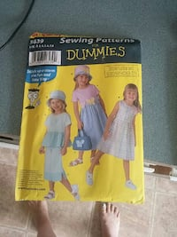 Sewing Patterns for Dummies  Coaldale, T1M