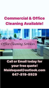 Cleaning Services  Oakville