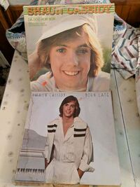 Two Shaun Cassidy records for $5