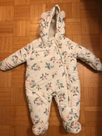 Winter Baby Bodysuit, Carters 6-9 month Toronto, M2N