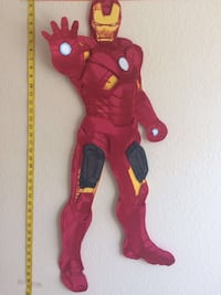 Ironman foamy wall decor  McAllen, 78503