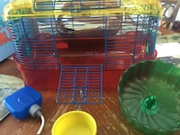 Hamster cage and more! Pawtucket, 02861
