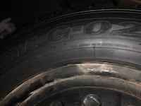 215 65 16 toyo winter tires Whitby, L1R 2S9