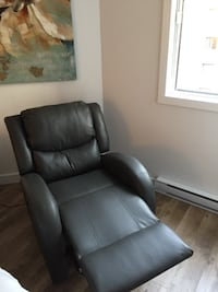 **BRAND NEW** Electric Leather Recliner  Montréal, H8Z 2Y7