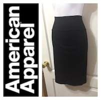 AMERICAN APPAREL Pencil Skirt: New w/tags