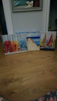 Beach picture frames 12 by 10 inches  Kitchener, N2P 2A5
