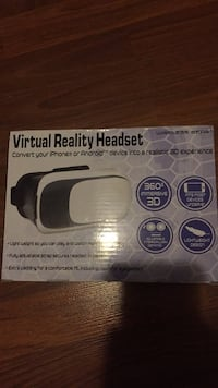 virtual reality head set Winchester, 37398