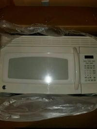 white General Electric microwave oven Atlantic City, 08401